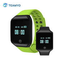 Teamyo Z6 Smart Watch Blood Pressure Heart Rate Monitor Cardiaco Fitness Watches Pedometer Sport Bracelet Smart
