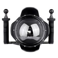 Shoot Pro 3 0 Version 6 Inch Diving Underwater Handheld Stabilizer Lens Hood Dome Lens Dome