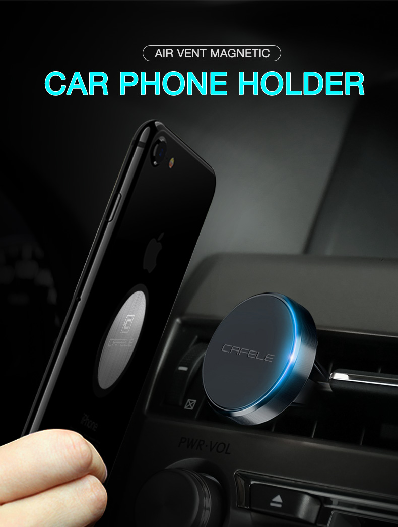 magnetic car  phone holder for air vent (1)