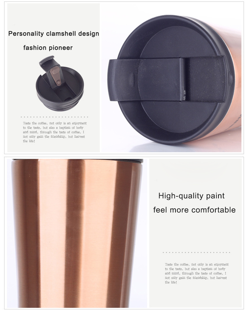 Thermocup Steel Tumbler Thermal 6