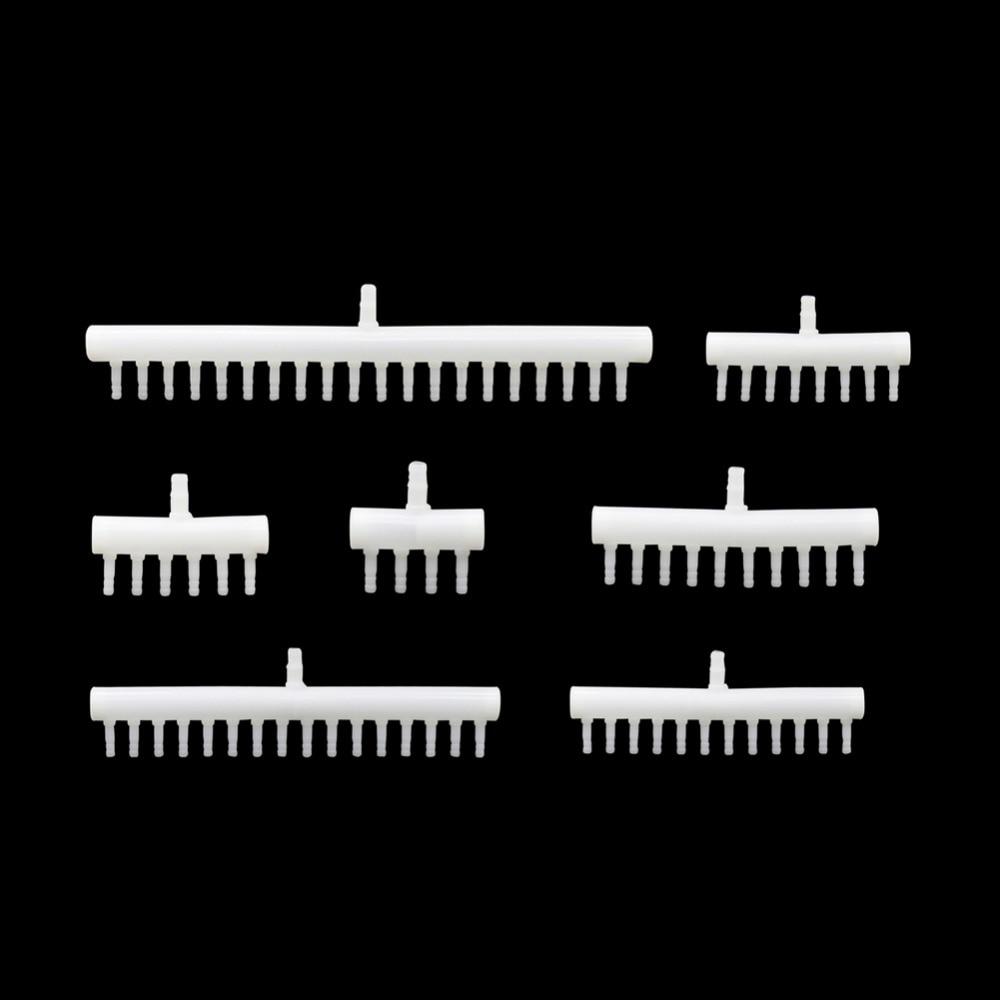 Rohrverbindungsstücke Analytisch 8mm Bis 4mm Stacheldraht Schlauch Splitter Bewässerung Sanitär Rohr Fitting Aquarium Aquarium Schlauch Joint Rohr Adapter 1 Pc Dauerhaft Im Einsatz