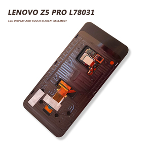 Image 2 - 6.39inch new for Lenovo Z5 Pro L78031 / Z5 PRO GT L78032 Touch Screen with LCD Display Assembly  Screen Digitizer phone parts