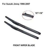 Accessaries carro Wiper Blade Usado Para Suzuki Jimny 1998-2007 18