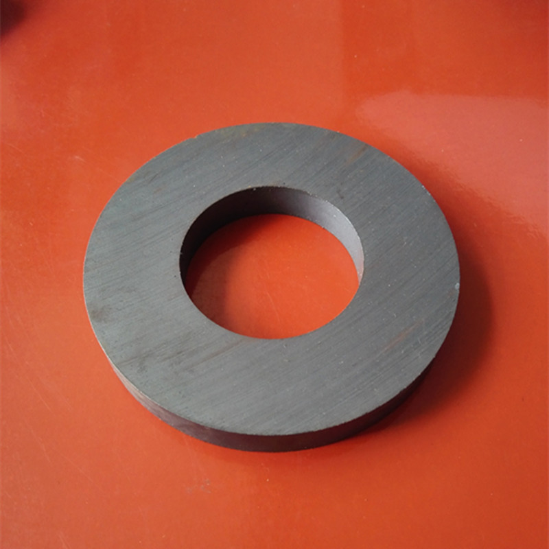 2pcs Ferrite Magnet Ring OD 80x40x10 mm for Subwoofer C8 Ceramic Magnets for DIY Loud speaker Sound Box board home use 12 x 1 5mm ferrite magnet discs black 20 pcs