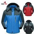 plus 5xl Winter Warm men jacket Outwear thicking fleece parka sportswear coat fashion men waterproof Windproof jackets