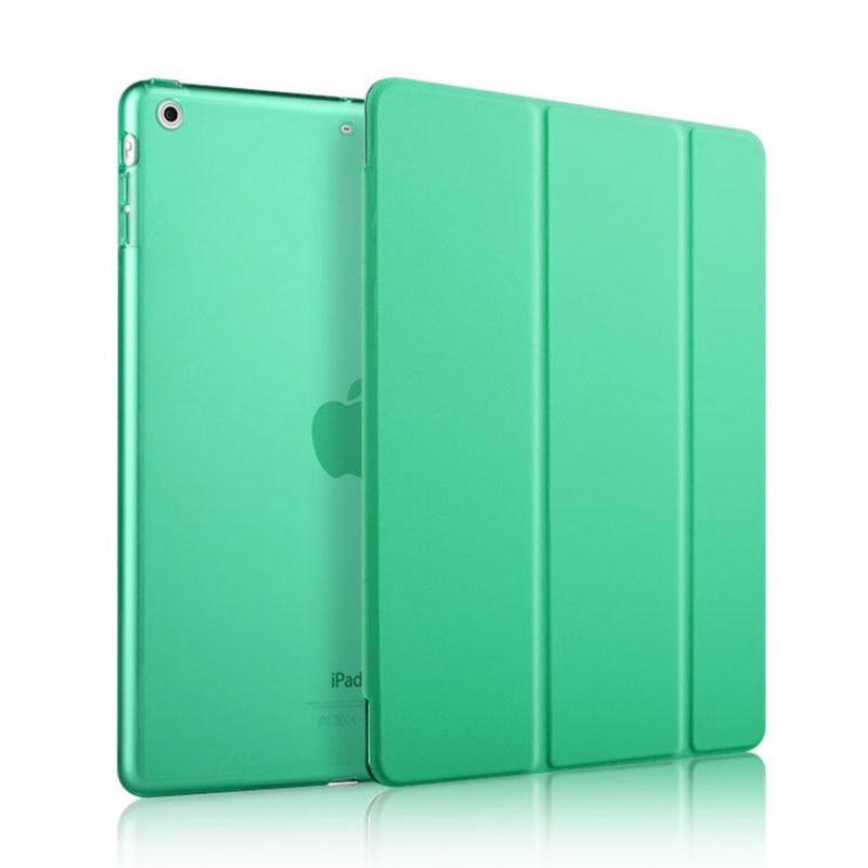 Tablet fedél iPad Air / Air 2 Capa Para luxus ultra karcsú PU bőr - Tablet kiegészítők