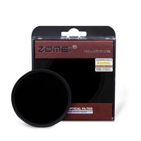 ZOMEI 77MM Pro Quality Infrared IR Lens filter 720NM+760NM+850NM+950NM For DSLR Camera