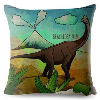 Brachiosaurus Cushion Cover 1