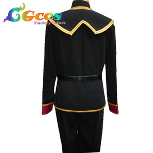 Image 3 - CGCOS Coplay Cosplay Costume Final Fantasy SQUALL Anime Suits Custom Clothes Uniform Halloween Christmas