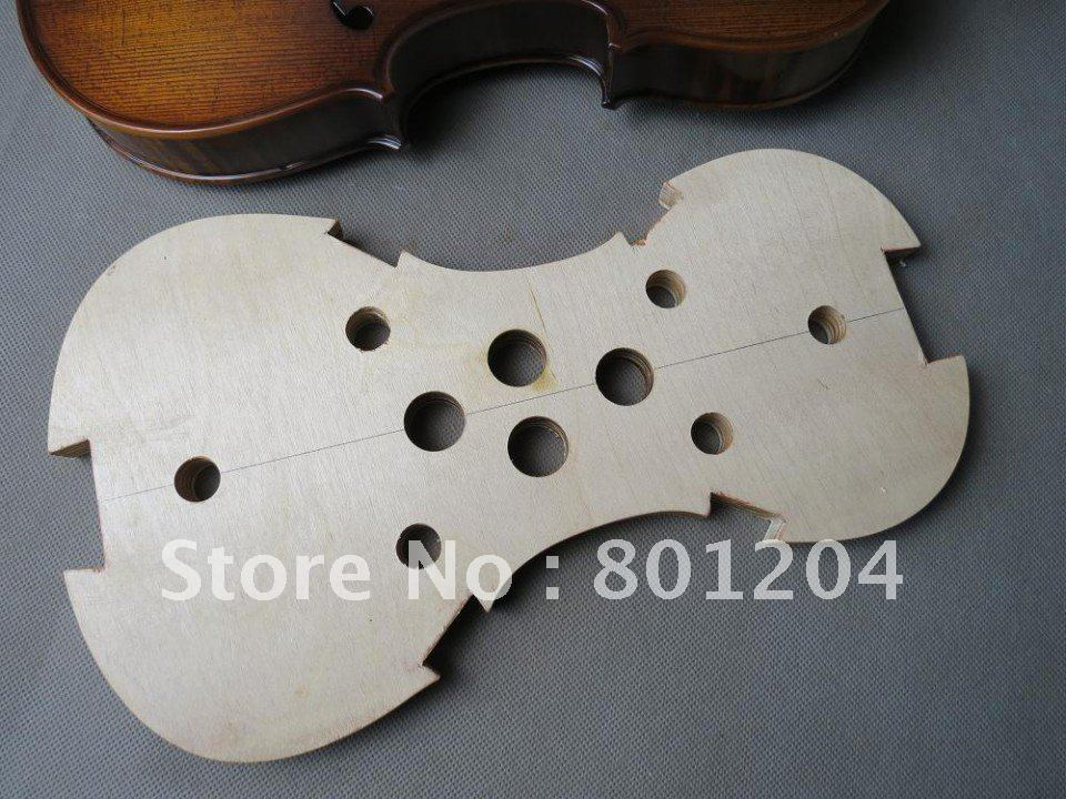 hand-made violin tool,Strad style 4/4 violin Mold wooden managing projects made simple