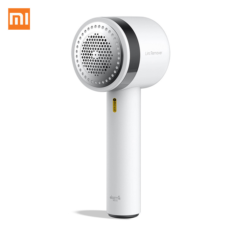 Xiaomi Deerma Wireless Clothes Lint Remover Fuzz Shavers for Sweater Clothing Lint Pellet Cut Machine Pill Remover +9 x StickersXiaomi Deerma Wireless Clothes Lint Remover Fuzz Shavers for Sweater Clothing Lint Pellet Cut Machine Pill Remover +9 x Stickers