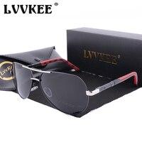 LVVKEE 2017 Brand Designer Men S Aviation Sunglasses For Women Driving HD Polarized Sun Glasses UV400