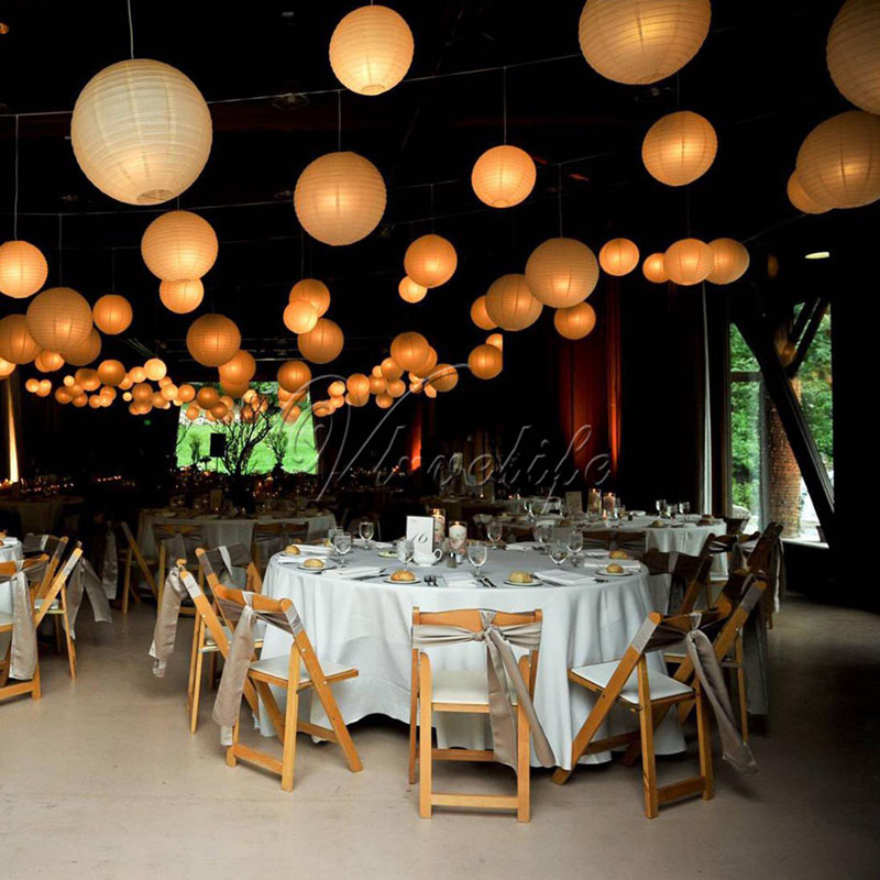wedding ideas with paper lanterns decorative hanging paper lanterns decoratingspecial 28361