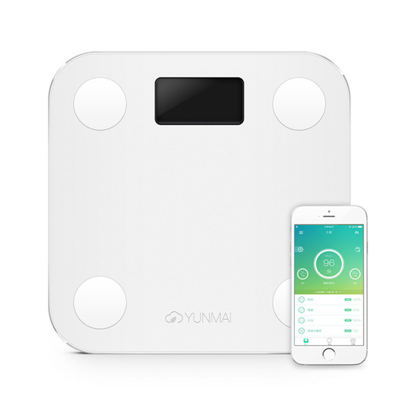 WFGOGO Premium Original YUNMAI mini smart bathroom body weighing scale mi digital scale support Android4. Compare Prices on Good Bathroom Scales  Online Shopping Buy Low