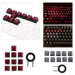 10 sztuk/paczka klawisze dla Corsair K70 K65 K95 G710 RGB STRAFE mechaniczna klawiatura