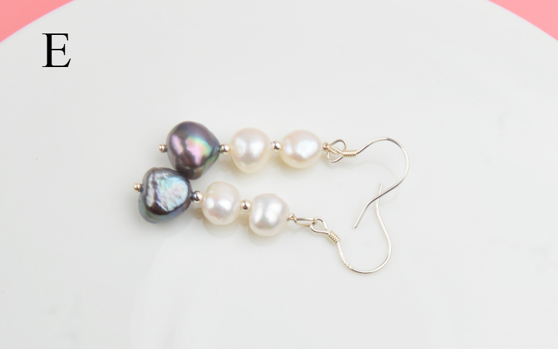 HTB16XAWNMHqK1RjSZFkq6x.WFXa3 - ASHIQI Natural Freshwater Pearl Earrings Real 925 Sterling Silver long korean earrings for Women Big Baroque pearl Jewelry Gift