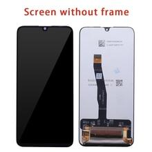 """6,21 """"AAA Original con marco para Huawei P Smart 2019 pantalla LCD de montaje de digitalizador con pantalla táctil para P smart 2019 pieza de reparación"""