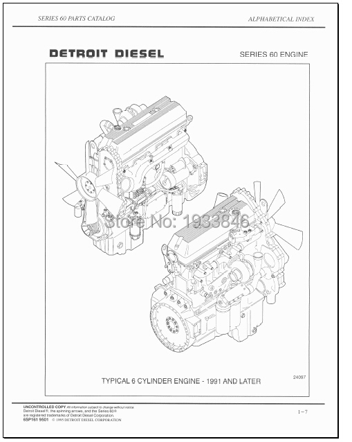 Detroit Diesel Series 60 Engine Diagram : detroit, diesel, series, engine, diagram, Detroit, Diesel, Series, Parts, Catalog|parts, Catalog|detroit, Dieselcatalog, AliExpress