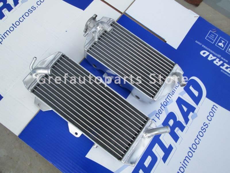 ALUMINUM Radiator for 2006-2008 KAWASAKI KX450F KXF450 2006 2007 06 07 08