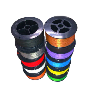 Image 4 - P/N B36 1000 Electrical Wire OK Line 305M High Temperature Resistant Silver Cable 36AWG Silver plated Oxygen free Copper Wire