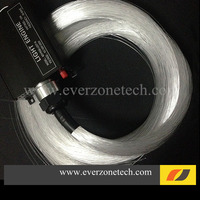 FY-1-004B LED Dekorasyon DIY Fiber Optik Işık Yıldız Tavan Kiti Ile 200 adet 1.0mm 2 m Uzaktan Kumanda