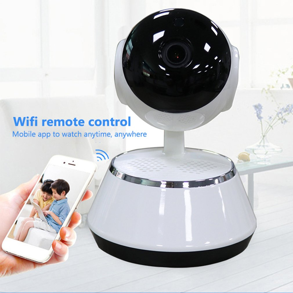 Baby Monitor Portable WiFi IP Camera 720P HD Wireless Smart Baby Camera Audio Video Record Surveillance Home Security Camera Hot image