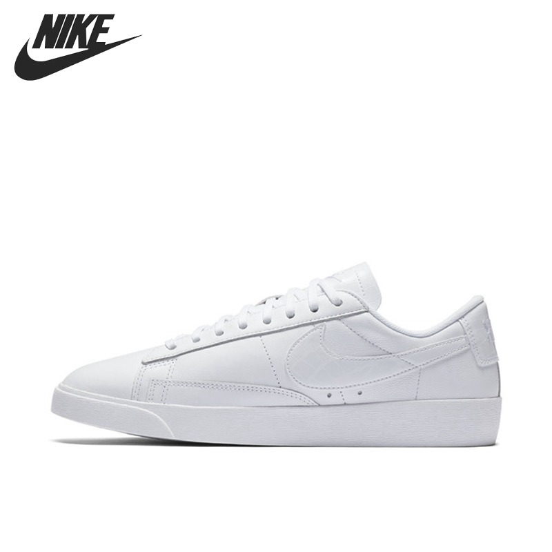 Original New Arrival  NIKE W BLAZER LOW Women's  Skateboarding Shoes Sneakers