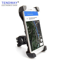 ФОТО tendway bike motorcycle phone holder 360 rotatable rearview mirror gps mount handlebar auto clip mobile cell phone stand holder