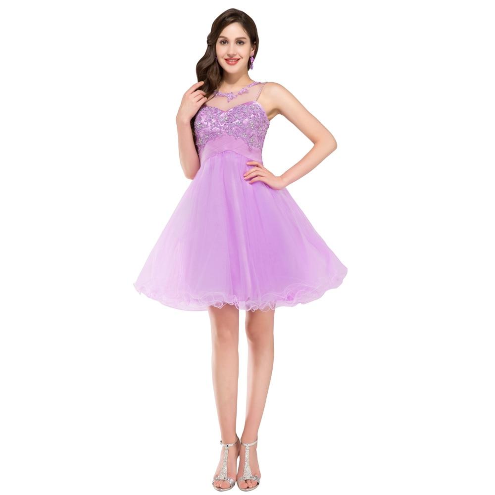 5 colores New Grace Karin CL6151 hermoso lindo bola vestido corto de ...
