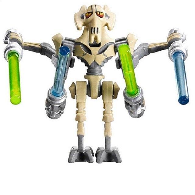 Star Wars General Grievous Toys : Pcs pg star wars figures general grievous blocks