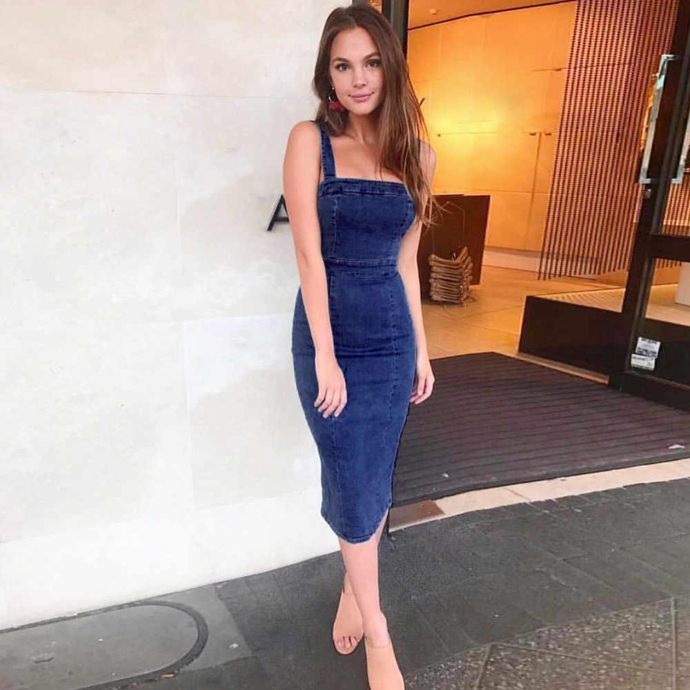 dc88c8608545 2019 Women Summer Dress Boho Style Solid Beach Dress Tunic Sundress Loose  Mini Party Dress Vestidos