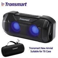 Tronsmart Blaze Bluetooth Speaker Outdoor Cloumn Portable Speaker 10W LED IPX56 Waterproof Mountable Thread Super Bass VS T6