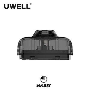 Image 3 - UWELL קמע Pod 5 חבילות 10 Pcs בסך הכל 2ml קיבולת 1.6 אוהם Refillable Pod e סיגריה Vape pod מערכת