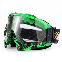 Hot Sale Motocross Goggles Glasses Moto Cross Motorcycle Goggle Off Road Dirt Bike Protective Gear BSD0903