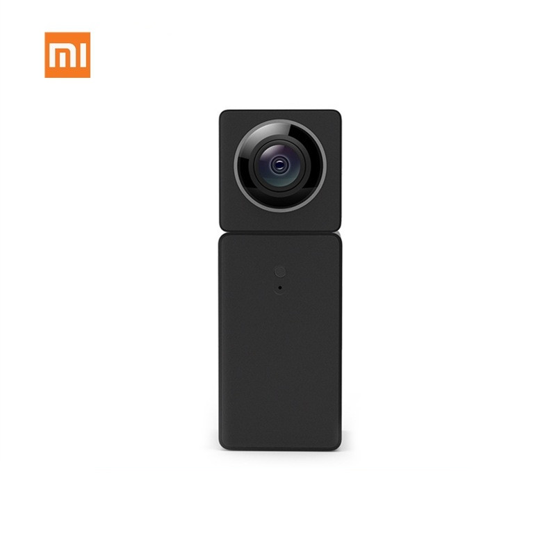 Xiaomi Xiaofang Camera Dual Lens Version Panoramic Smart Network IP Camera Four Screens in One Window Two-way Audio Support VRXiaomi Xiaofang Camera Dual Lens Version Panoramic Smart Network IP Camera Four Screens in One Window Two-way Audio Support VR