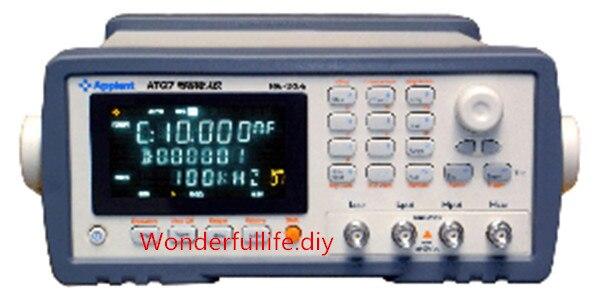 AT617 0,1 V / H, 0,3 V / H, 1 V / H precíziós kapacitásmérő teszter feszültsége 198V AC - 240V