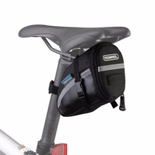 Roswheel Outdoor Mountain Road Cycling Bicycle Bike Waterproof Bag Under Seat Saddle Tail Rear Pouch Pannier