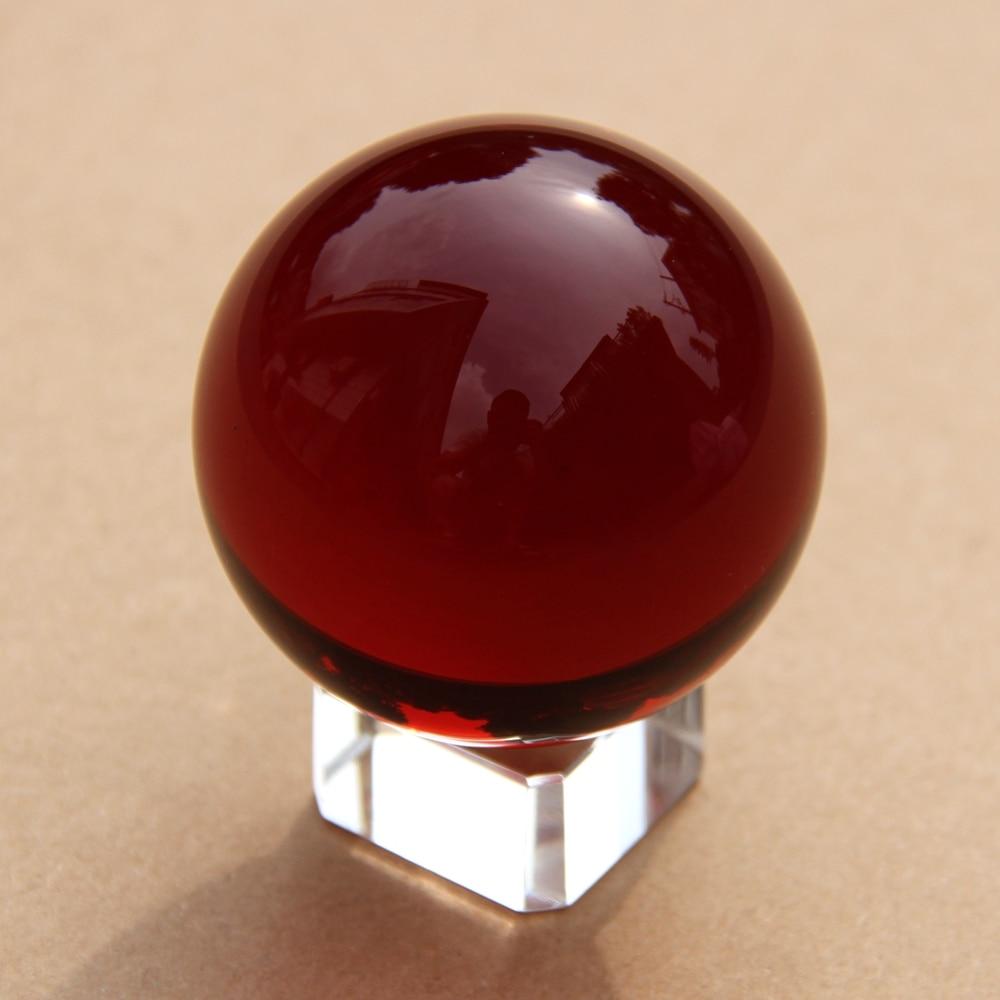 Rare Natural Quartz Crystal Ball Sphere Red 80mm Crystal ...Quartz Crystal Spheres For Sale