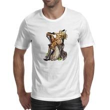 Crown Warrior T Video Game Shirt Novelty Pop Cool T-shirt Funny Punk Design Unisex Tee