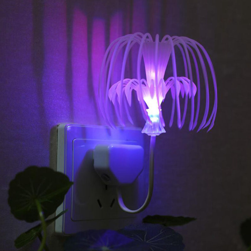 Luzes da Noite presentes Fonte de Luz : Lâmpadas Led