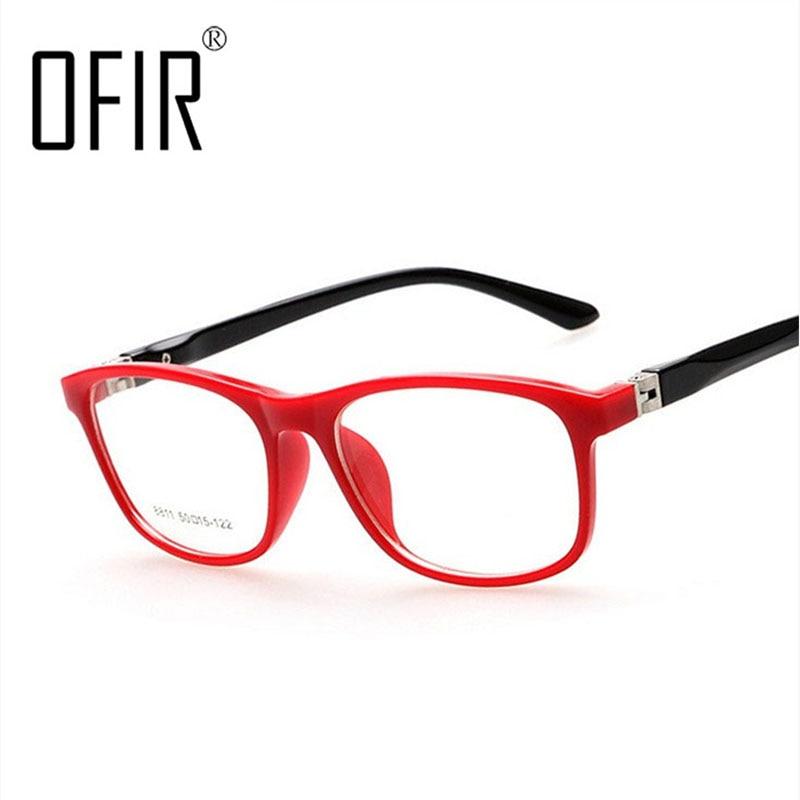 OFIR Boys Girls Plane Mirror Reading Glasses Frames Children Optical ...