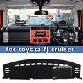 Dashmats автомобиль для укладки аксессуары приборной панели крышки для Toyota FJ Cruiser 2006 2007 2008 2009 2010 2011 2013 2014 2015 2016 rhd
