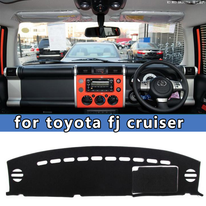 Dashmats Car Styling Accessories Dashboard Cover For