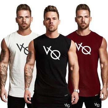 Men Breathable Cotton Fitness Gyms Suits