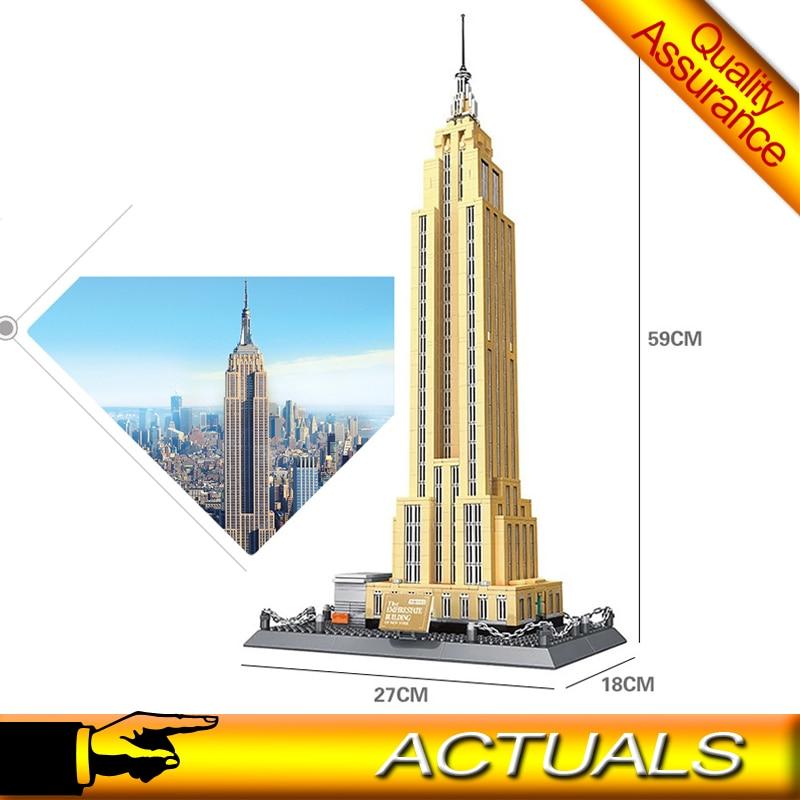 Wange 5212 Architecture Series Newyork Empire State Building