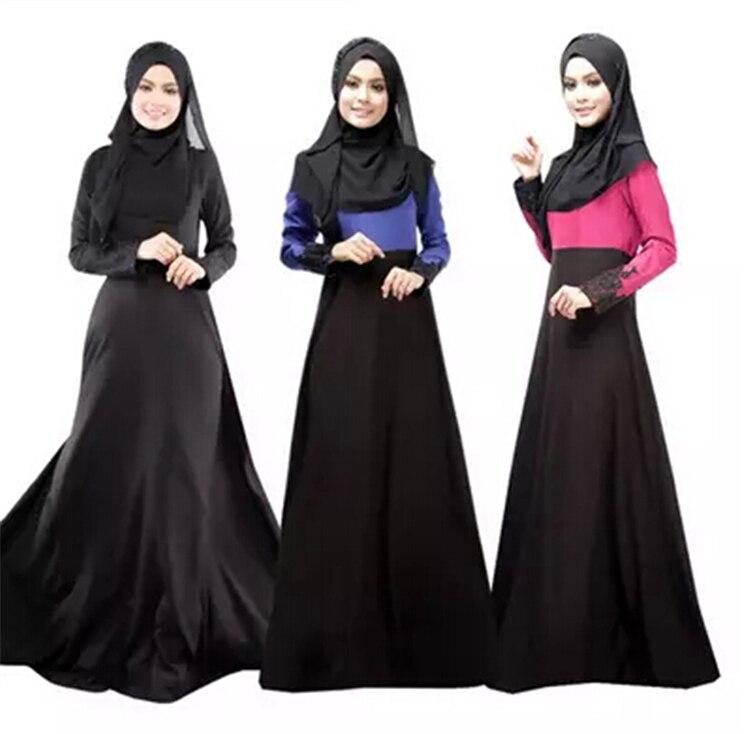 9fb4e36fc5248 Special Offer Muslim abaya 2015 long sleeve maxi dress muslim ...