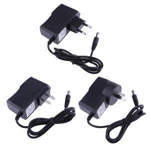 Image 1 - ALLOYSEED 9V 300mA EU US AU AC to DC Power Adapter Converter 5.5*2.5mm Center Negative Pole of 5.5*2.1mm Plug