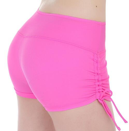 ddfe4a4b982 US $9.98 |Women Lycra Spandex Shorts Mid Waist Gymnastics Dance Shorts  Black Shorts Ballet Workout Shorts-in Shorts from Women's Clothing on ...