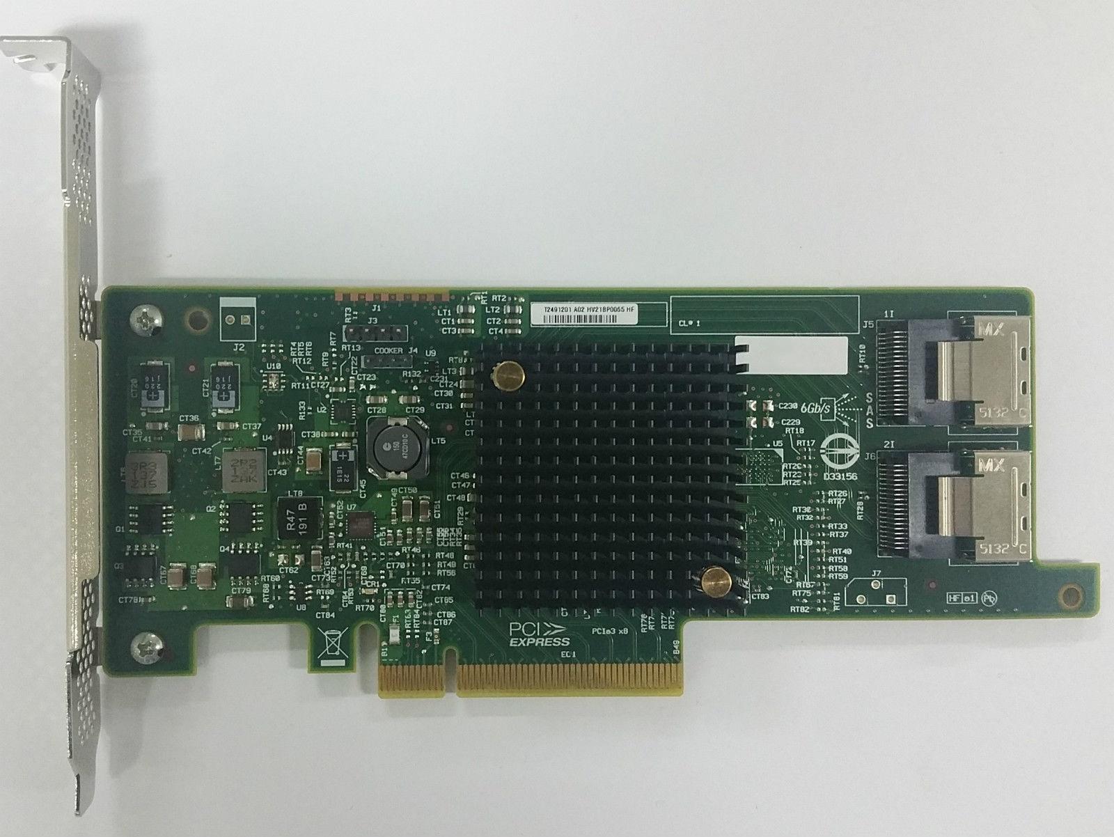 H220 LSI 9205-8i SAS2308 6GB SAS Array Card Channel Card 660088-001