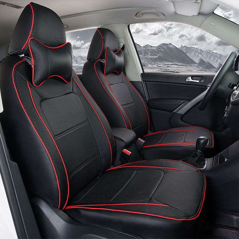 Online Get Cheap Custom Leather Seat Covers Aliexpress